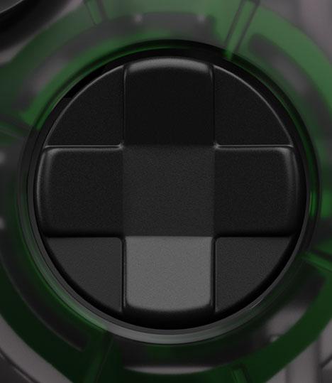 Крестовина беспроводного геймпада Xbox из особой серии к 20-летней годовщине