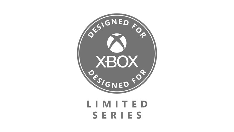 Designed for Xbox Limited Series logo