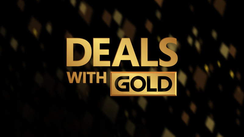Deals with gold banner